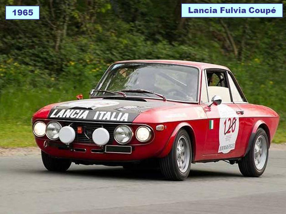 1965 Lancia Fulvia Coupé