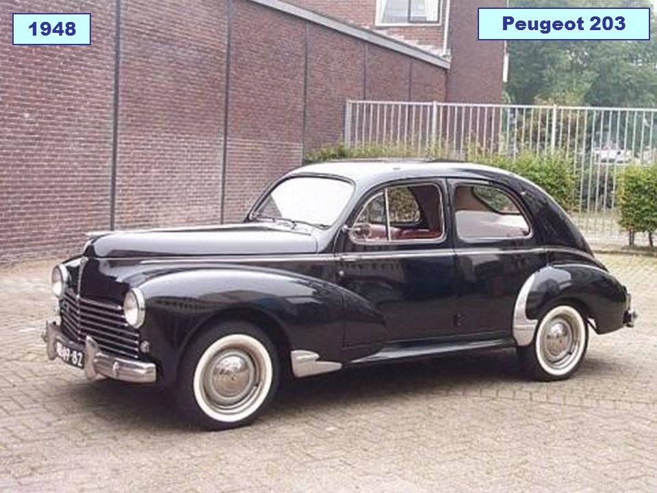 1955 Simca Vedette