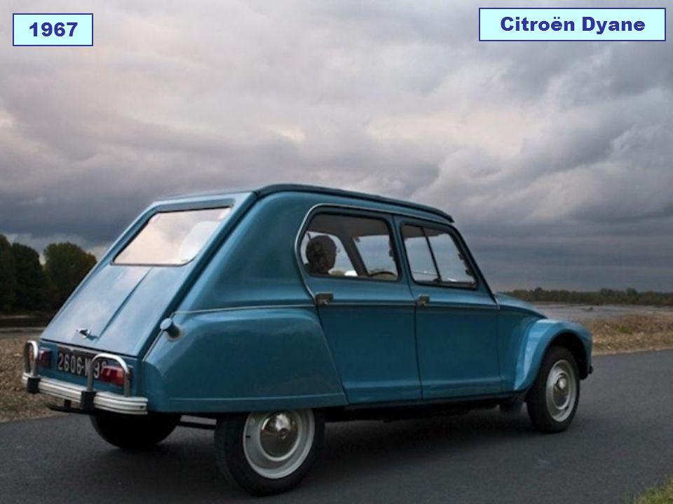 1967 Citroën Dyane