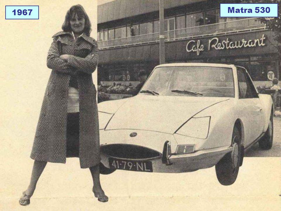 1967 Matra 530