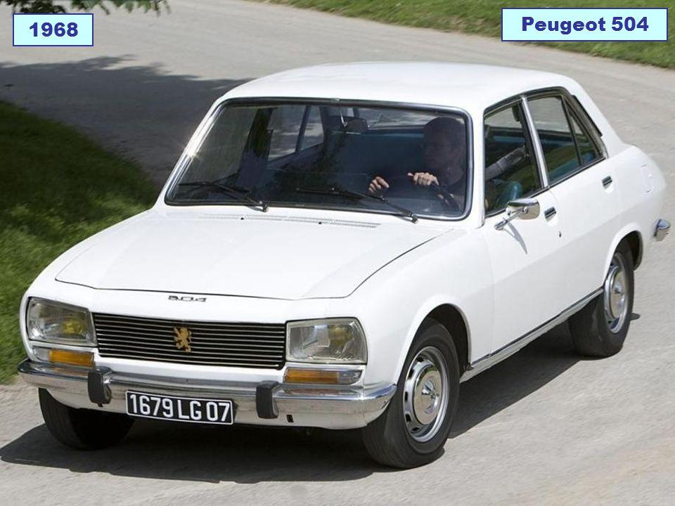 1968 Peugeot 504