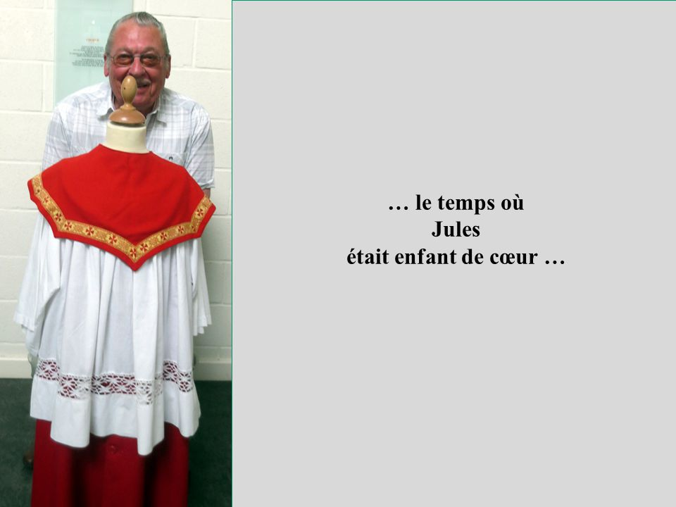 … comme Saint Roch invoqué contre la peste …