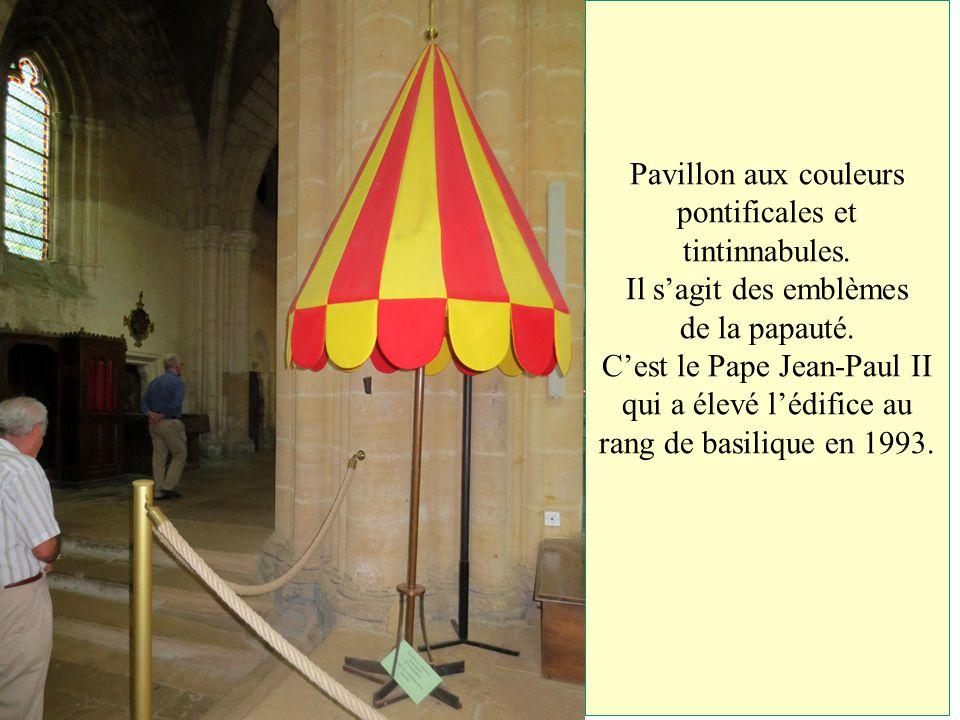 … intérieur de la basilique …