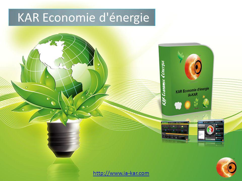 KAR Economie d'énergie http://www.ia-kar.com