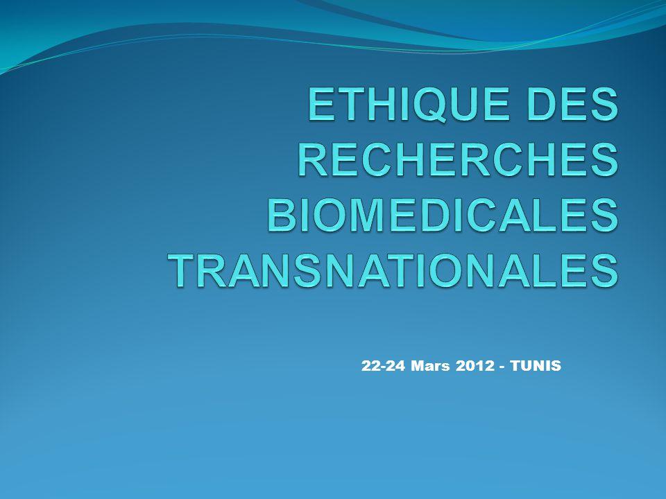 22-24 Mars 2012 - TUNIS