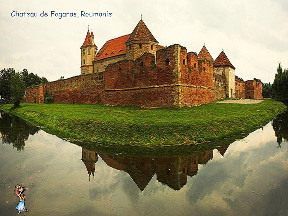 Chateau de Fagaras, Roumanie