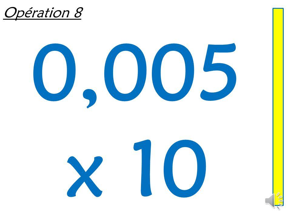 Opération 7 0,6 x 1000