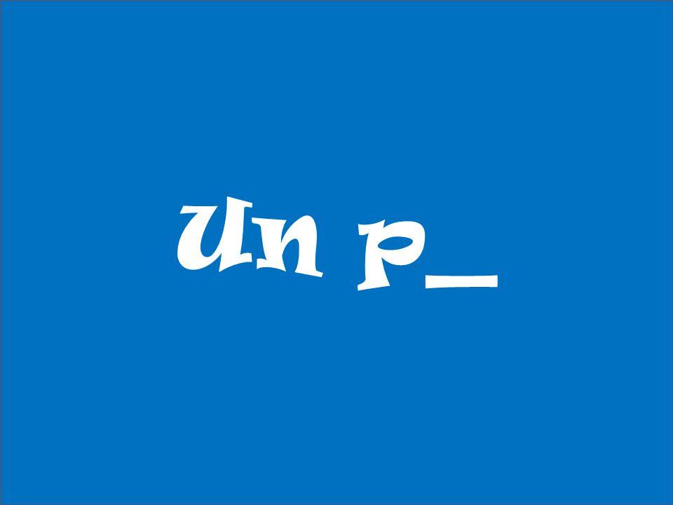 Un p_