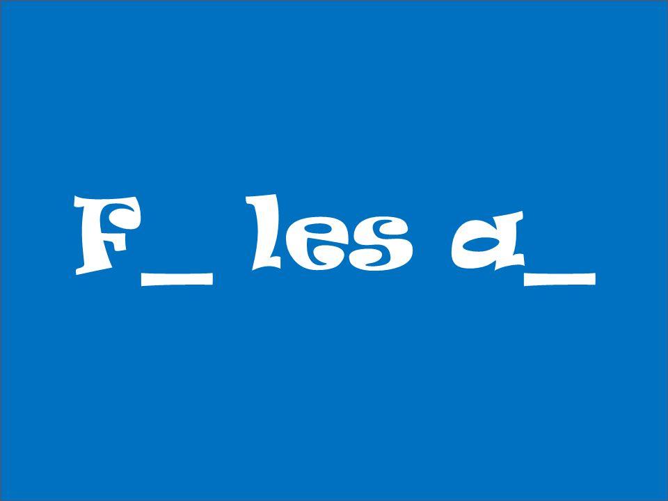 F_ les a_