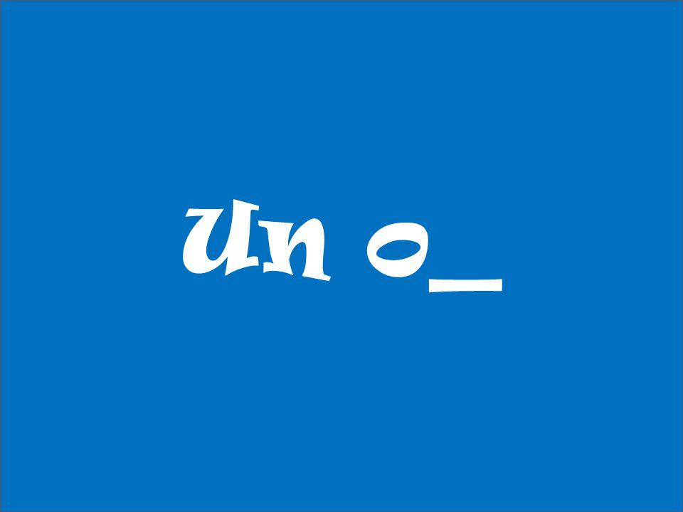 Un o_