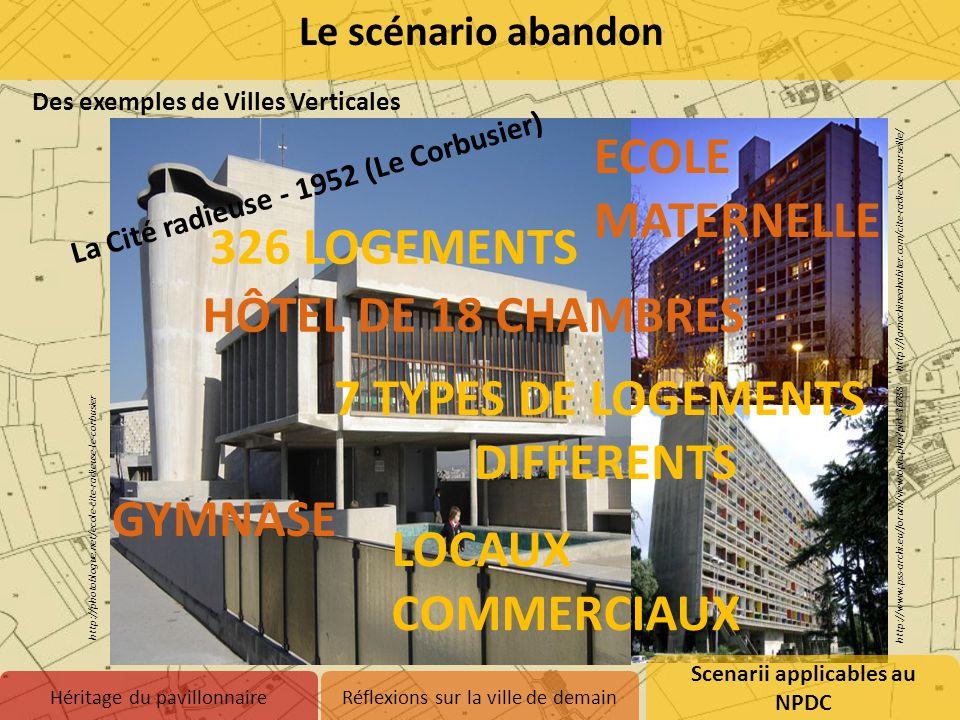 Des exemples de Villes Verticales http://www.pss-archi.eu/forum/viewtopic.php?pid=16788 http://photoblogue.net/ecole-cite-radieuse-le-corbusier http:/