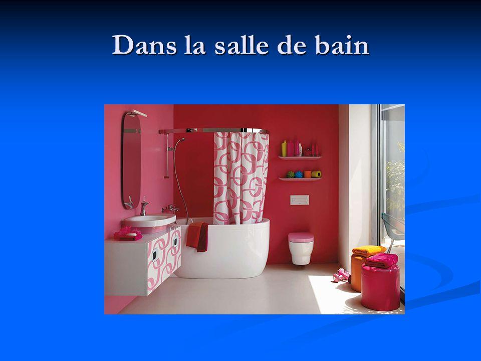 Une baignoire Une baignoire