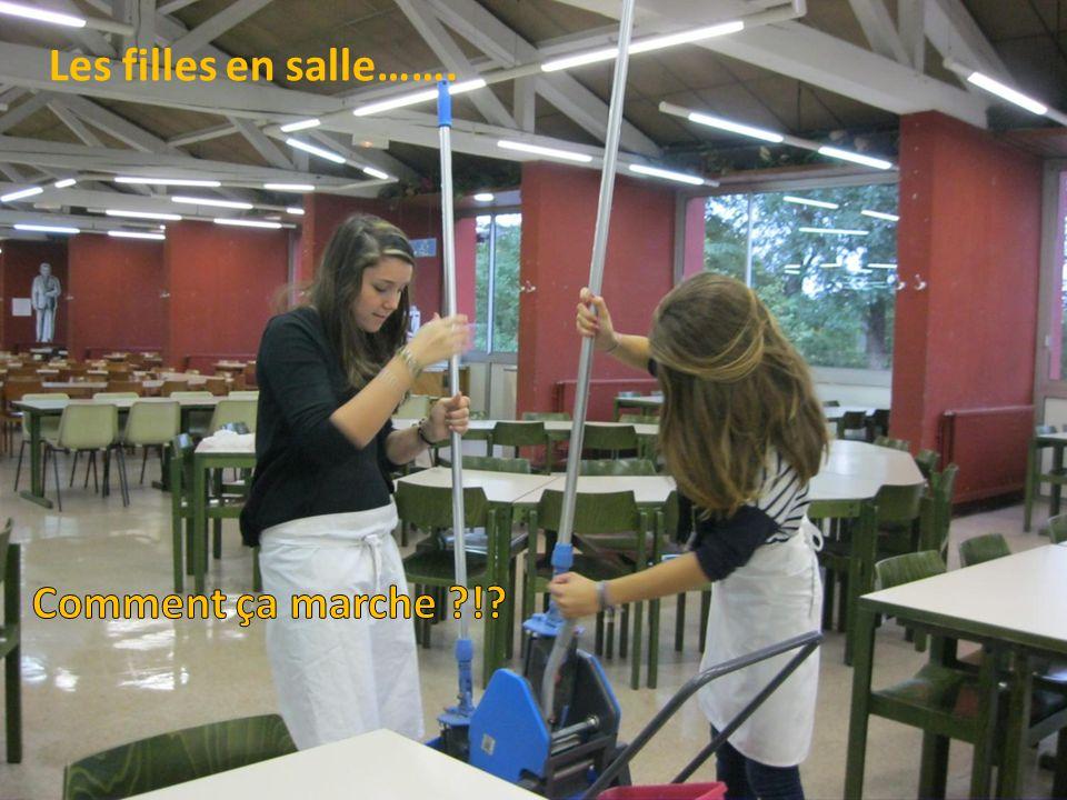 2 ème Groupe -Notre temps de service à la Cité Saint Pierre