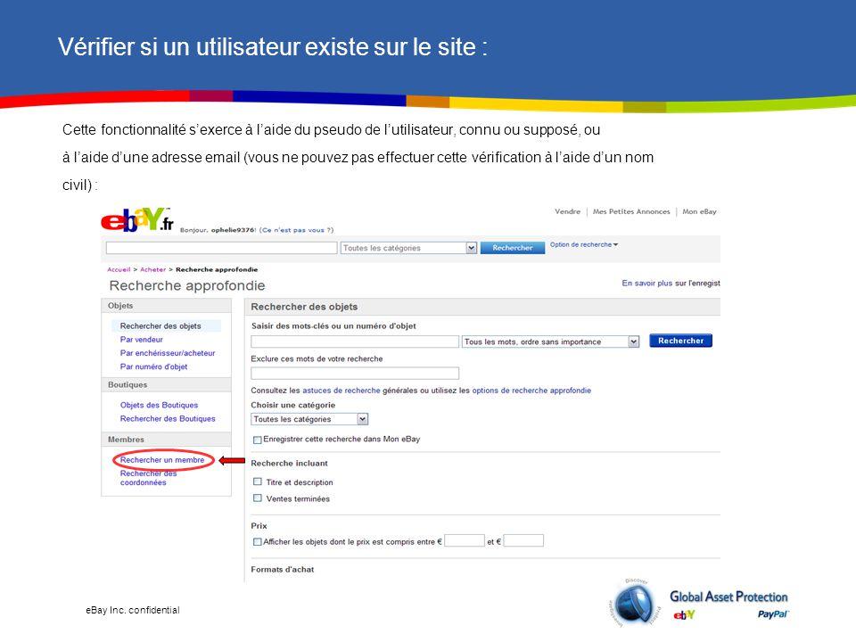comment chercher un pseudo sur ebay