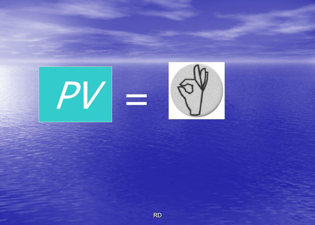 RD PV =