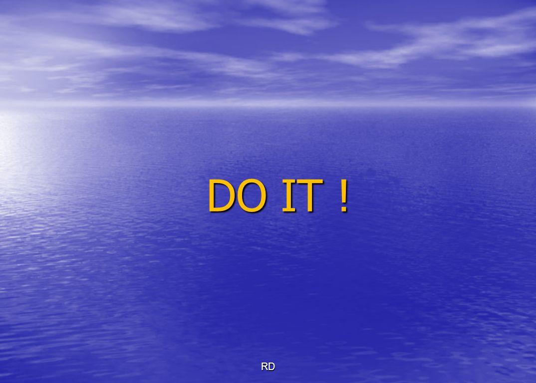 DO IT ! DO IT ! RD