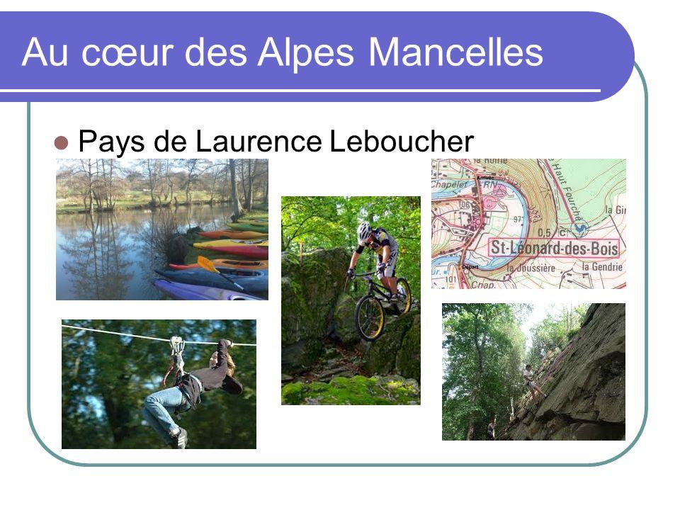 Au cœur des Alpes Mancelles Pays de Laurence Leboucher