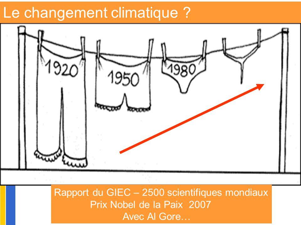 Gilbert ISOARD - 060-7676-309 - gilbert. isoard @ numericable. fr www.cheeddmed.org Le changement climatique ? Rapport du GIEC – 2500 scientifiques mo