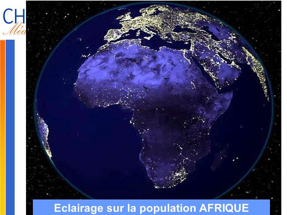 Gilbert ISOARD - 060-7676-309 - gilbert. isoard @ numericable. fr www.cheeddmed.org Eclairage sur la population AFRIQUE