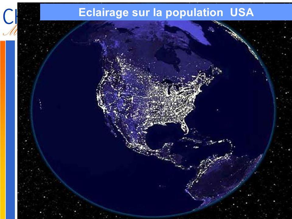 Gilbert ISOARD - 060-7676-309 - gilbert. isoard @ numericable. fr www.cheeddmed.org Eclairage sur la population USA