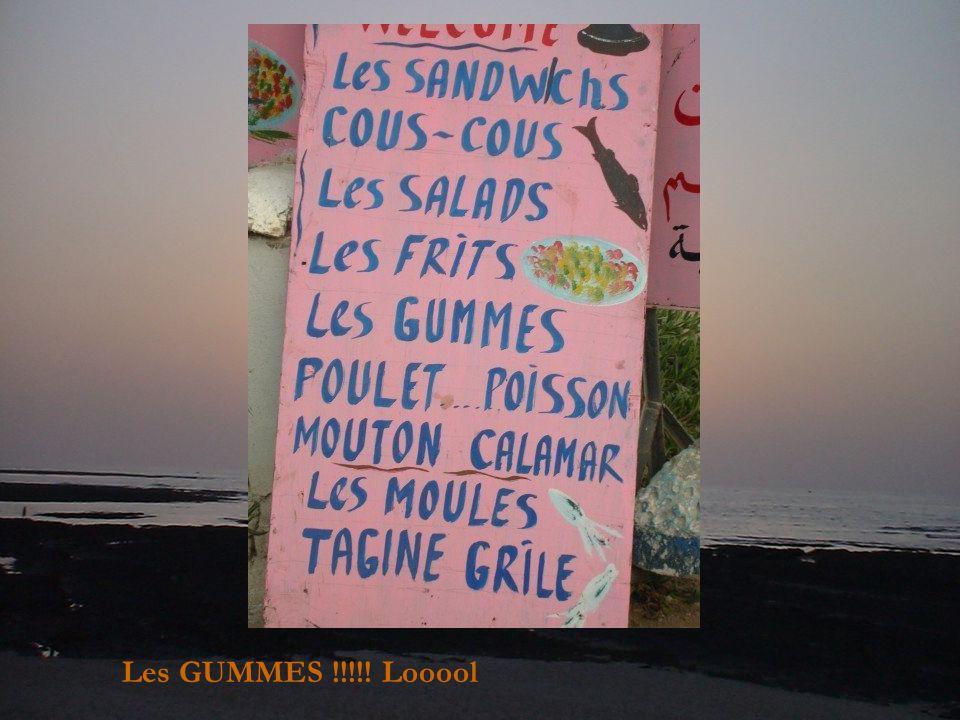Les GUMMES !!!!! Looool