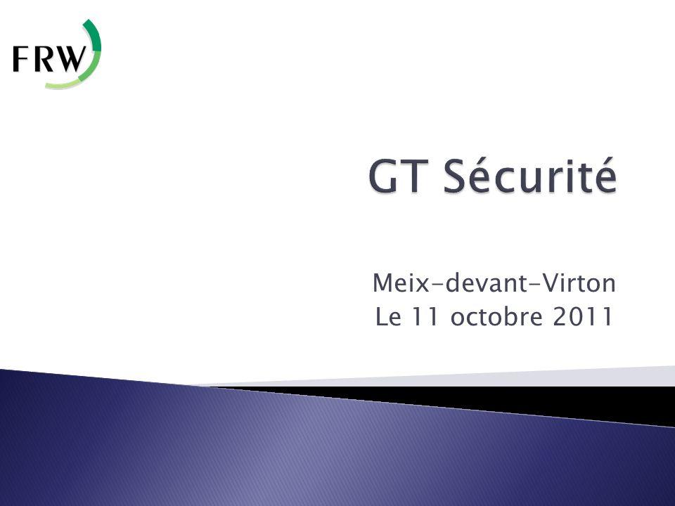 Meix-devant-Virton Le 11 octobre 2011