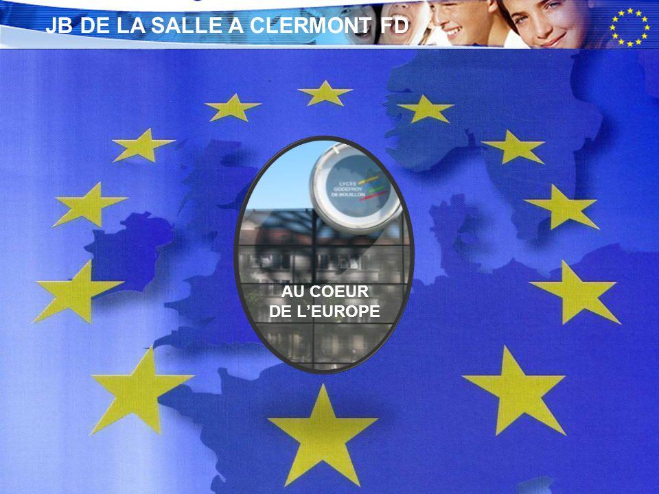 AU COEUR DE L'EUROPE JB DE LA SALLE A CLERMONT FD