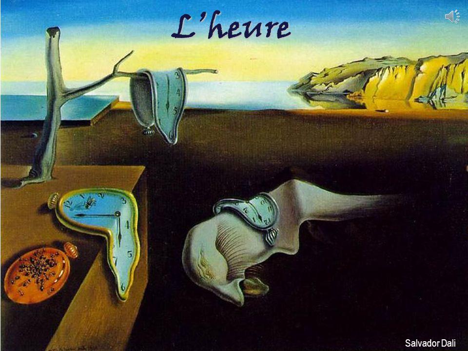 L'heure Salvador Dali