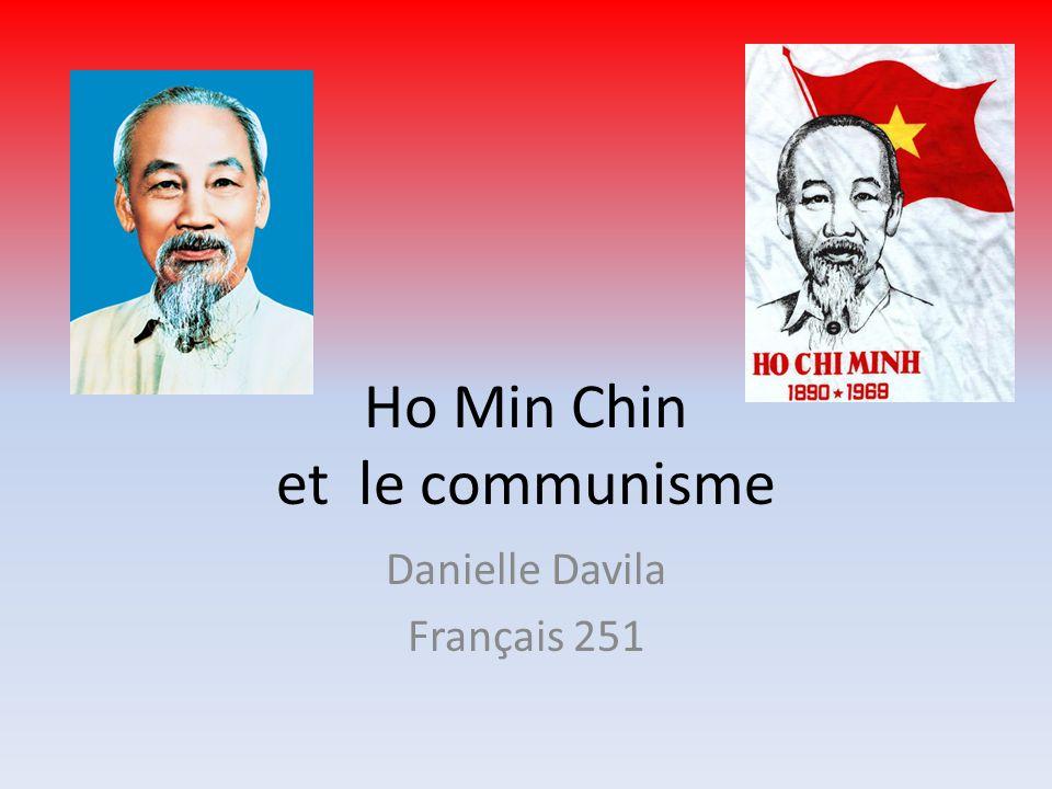 Ho Min Chin et le communisme Danielle Davila Français 251