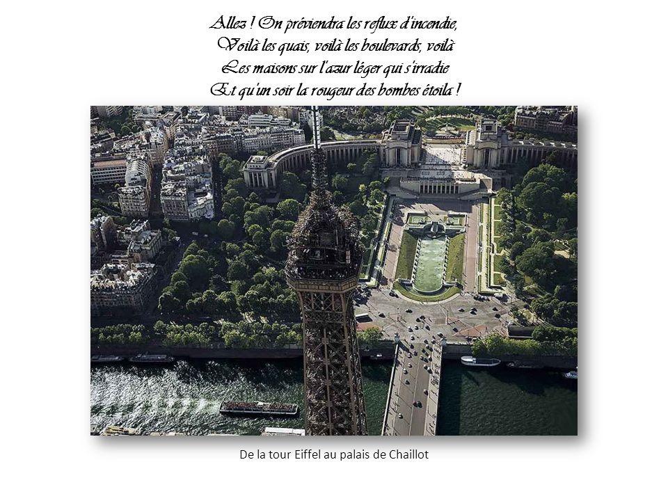 Quand tes pieds ont dansé si fort dans les colères, Paris .