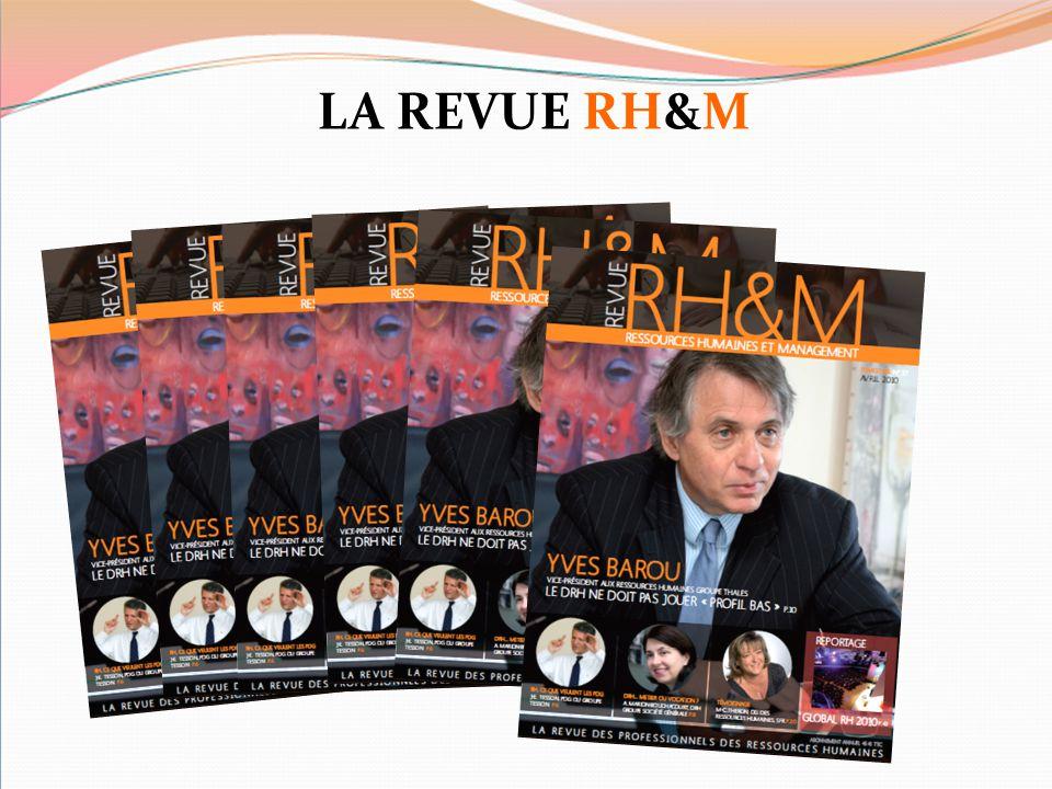 LA REVUE RH&M