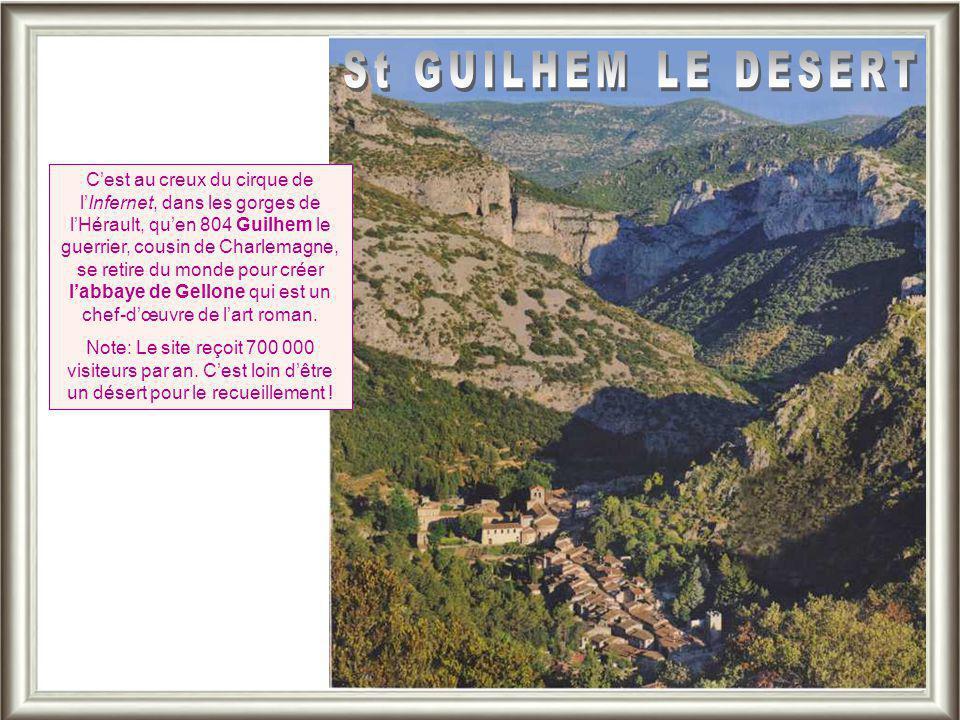 VIA DOMITIA: Les romains l'ont construite en 118 –JC pour permettre la circulation des garnisons de centurions pendant la conquête des Gaules. Cette «
