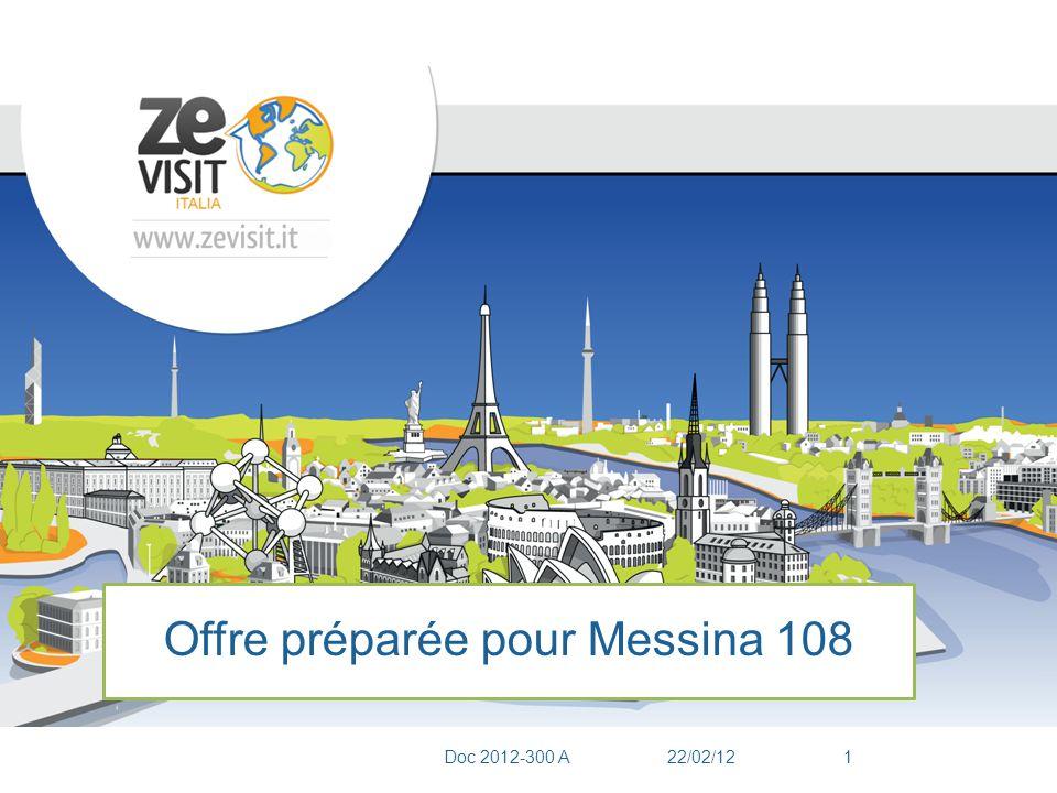 Offre préparée pour Messina 108 22/02/12Doc 2012-300 A1
