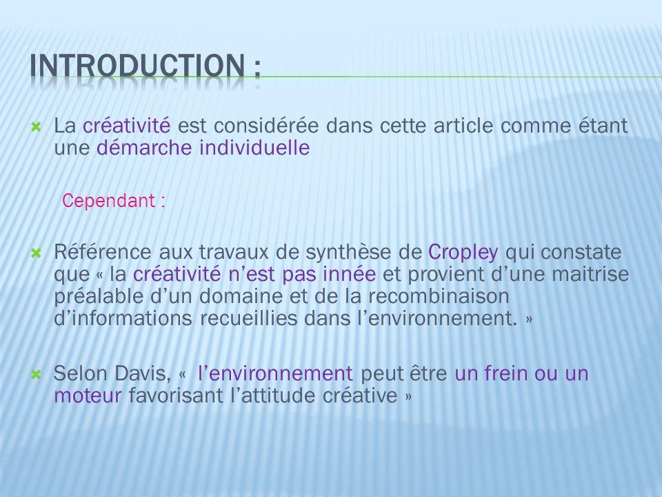 Le cas FRANCE TELECOM B) Processus et méthodologie  Résultat obtenu: le prototype est développé par la division internet.