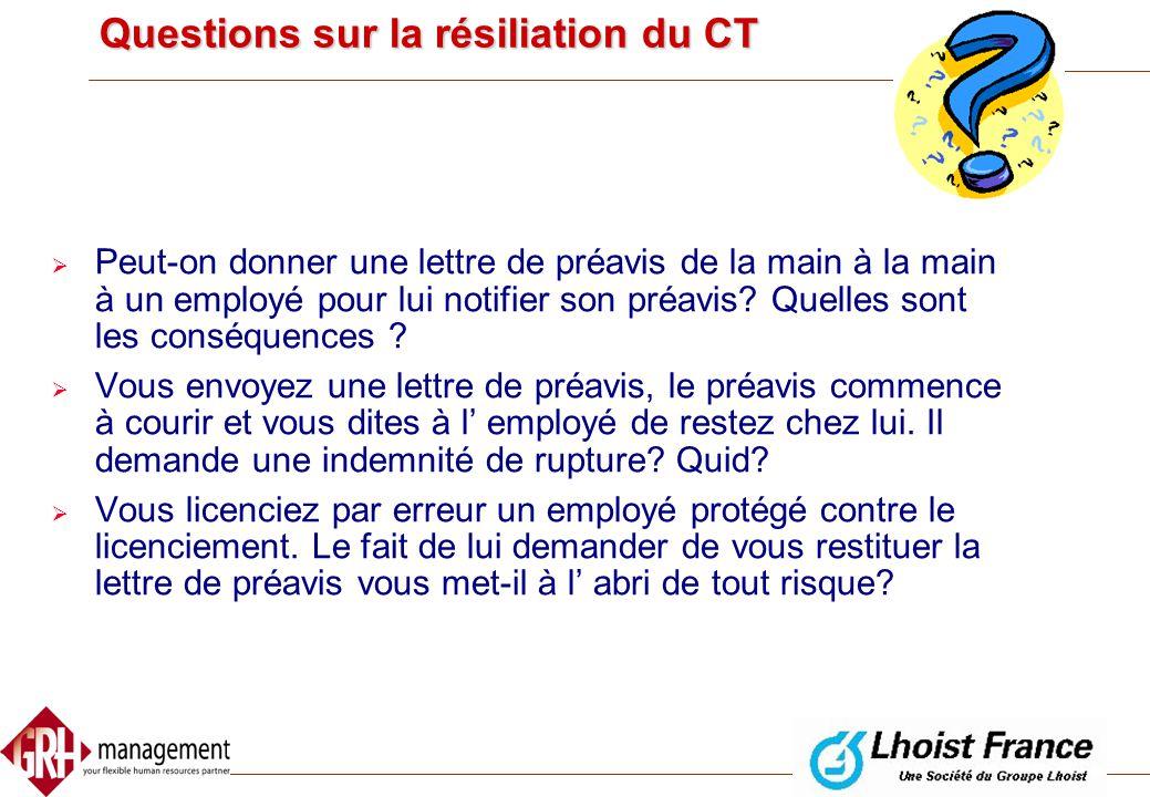Fin du CDD  Au terme du contrat  CDD prend fin automatiquement  Des suspensions du contrat ne prolongent pas le CDD  Avant le terme du contrat  I