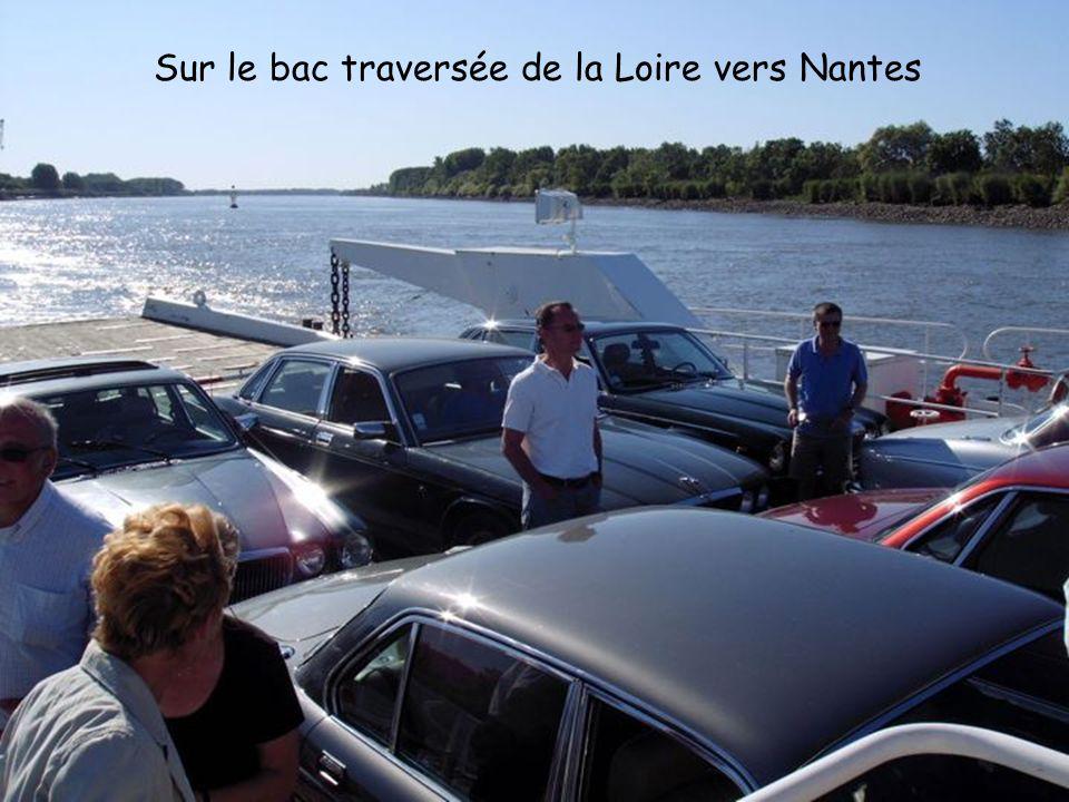 Convoi de St Nazaire à Nantes