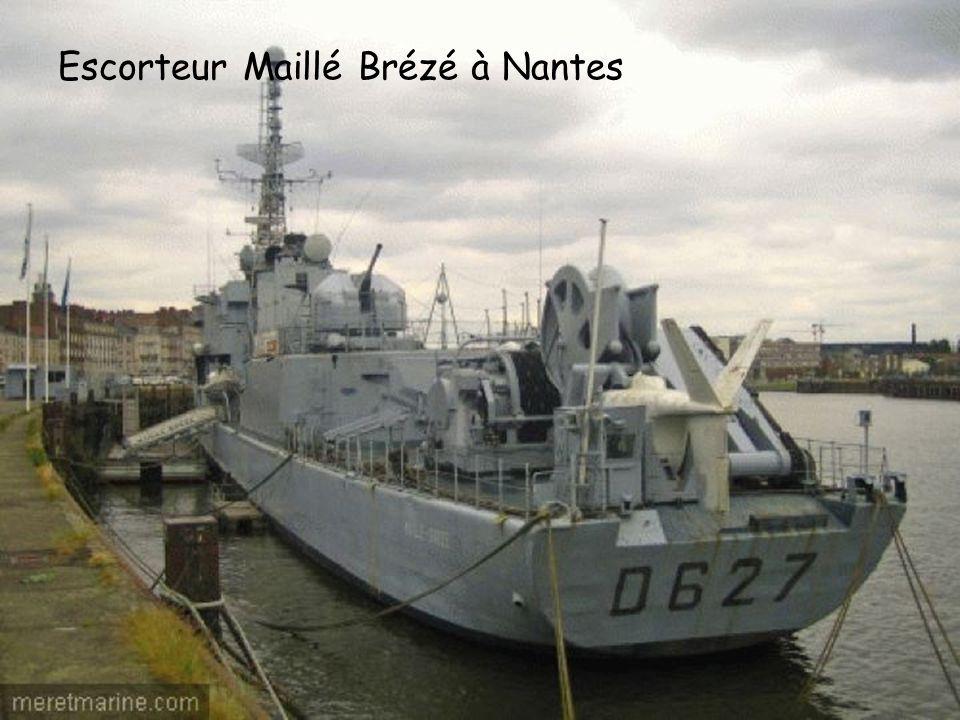 Hotel de La Marine à Nantes
