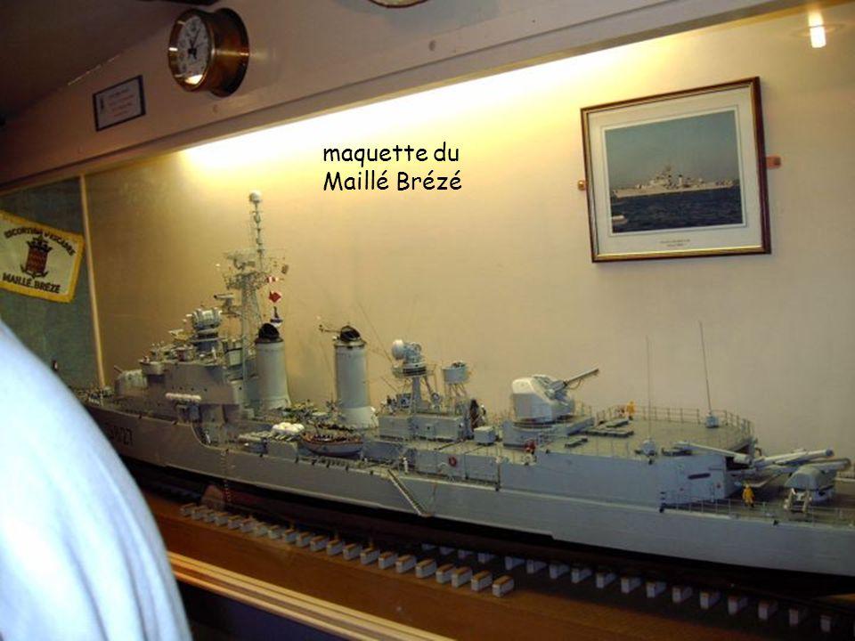 Escorteur Maillé Brézé à Nantes