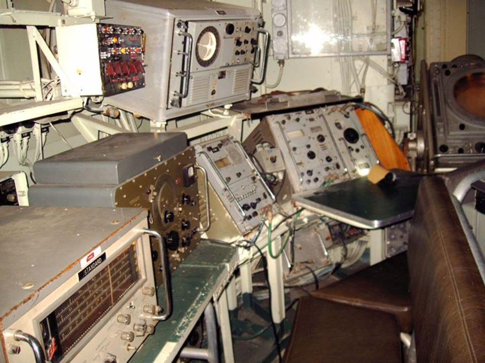 salle des sonars