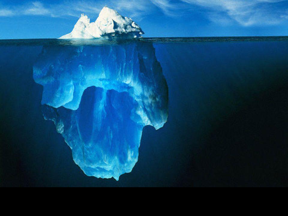 Dans ce cas présent, la mer était tranquille, l'eau cristalline et le soleil éclairait presque directement l'iceberg, de sorte qu'un plongeur a pu réu