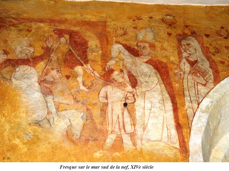 D. Sainte MargueriteSainte Radegonde