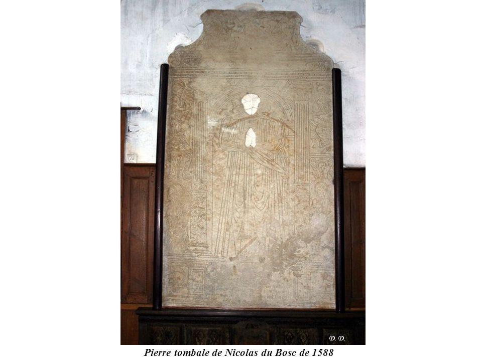 Devant de Bahut XVe siècle D.