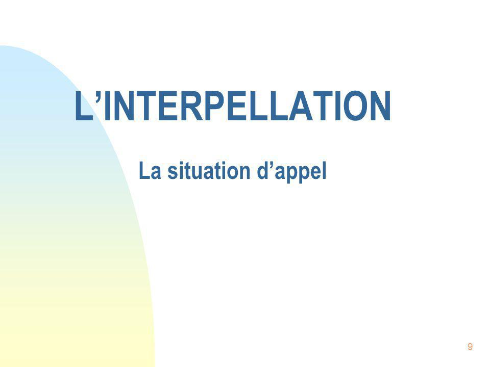 IDENTICATION ET FORMULATION DU PROBLEME 1) mise à distance et analyse de la situation ► n 2) - mesure de l'écart entre mes intentions et le résultat final - mesure du résultat au regard des critères de la compétence - recherche des liens de cause à effet ► 1) Constat 2) Description en quelques lignes du problème 20
