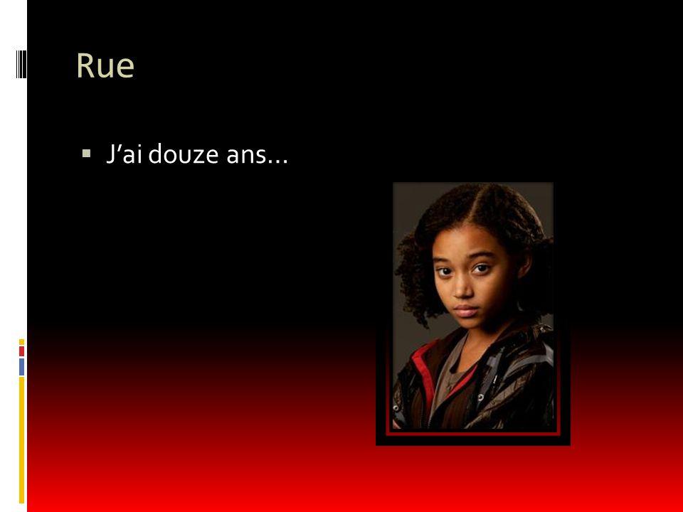 Rue  J'ai douze ans…