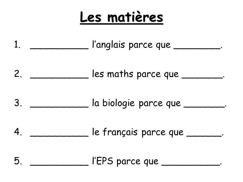  Comment trouves-tu les maths?  Comment trouves-tu les maths?