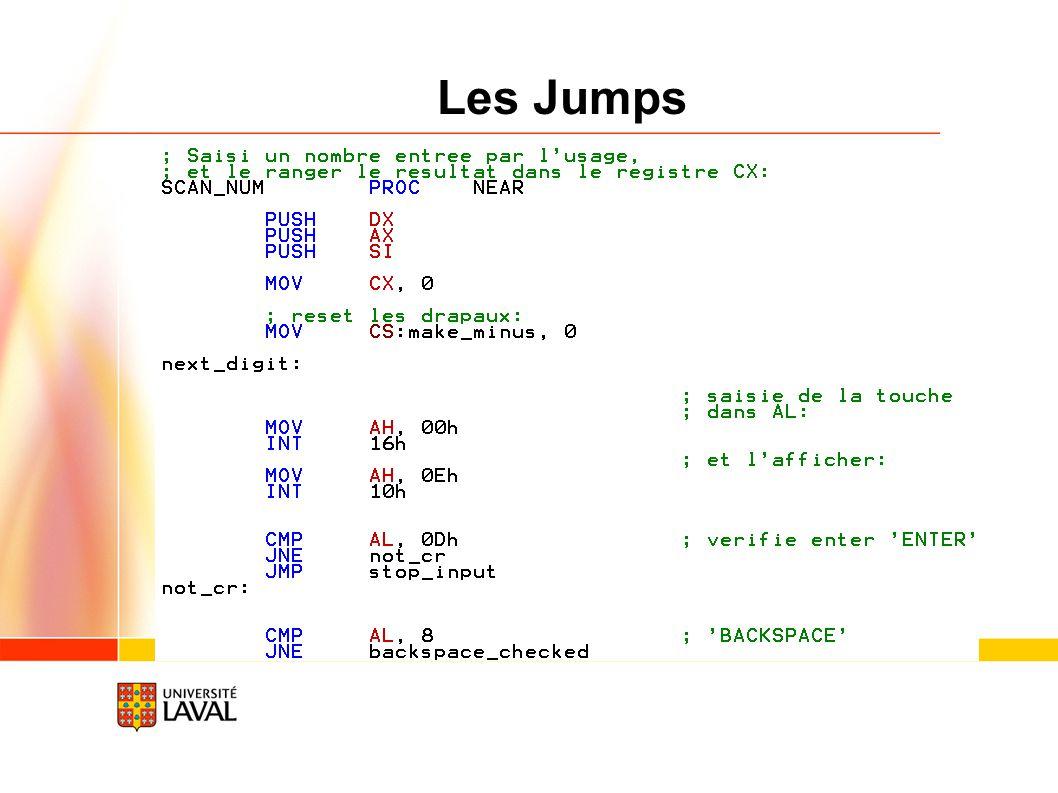 Les Jumps