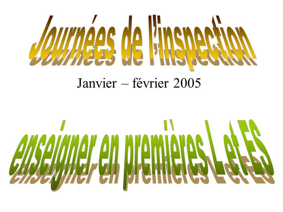 Janvier – février 2005