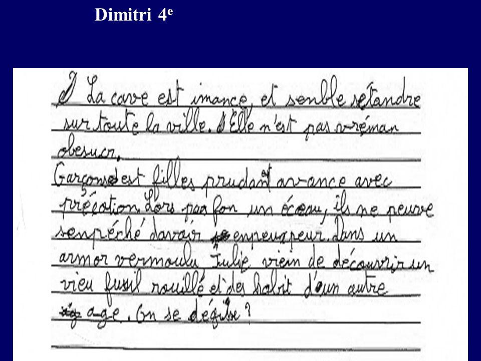 Dimitri 4 e