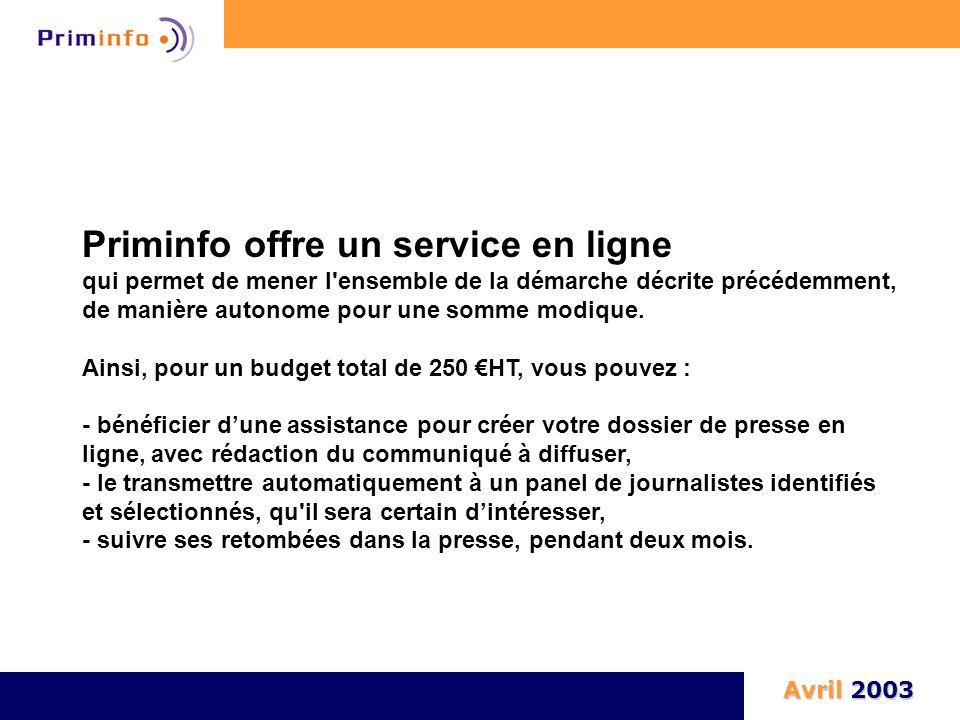 Priminfo offre un service en ligne qui permet de mener l'ensemble de la démarche décrite précédemment, de manière autonome pour une somme modique. Ain