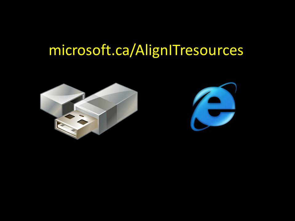 microsoft.ca/AlignITresources
